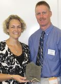 2011 EarthShare Award presented to Ameriprise