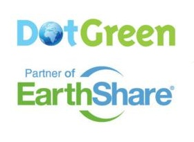 DotGreen is a Partner of EarthShare