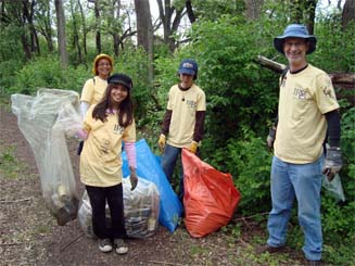 EarthShare Volunteers